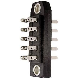 Telegärtner J00046A0908 Terminal Pin Strip, Pitch 2,54, DIN 41618 Terminal pin strip antal stift: 39