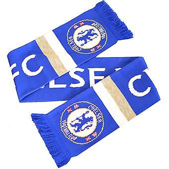 Chelsea FC-Streifen-Schal