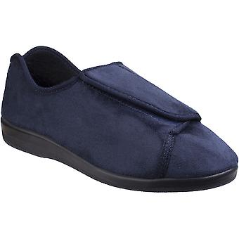 GBS Med Mens & Womens Walton Adjustable Comfy Soft Slippers