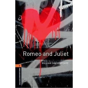 Oxford Bookworms Kirjasto - taso 2 - Romeo ja Julia Playscript (3rd R