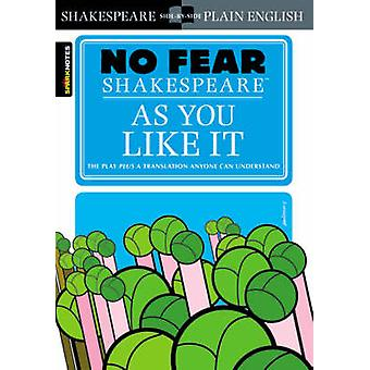 As You Like it by William Shakespeare - John Crowther - 9781411401044