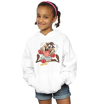 Looney Tunes filles Valentin Taz Madly In Love Hoodie