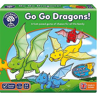 Orchard Toys Go Go Dragons!