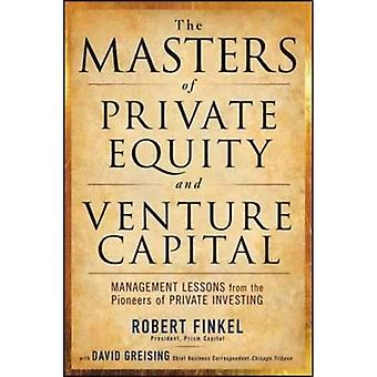 De meesters van Private Equity en Venture Capital