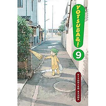 Yotsuba &!: v. 9