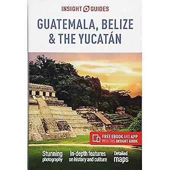 Insight Guides Guatemala, Belize and Yucatan (Insight � Guides)