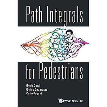Stien integraler for fodgængere
