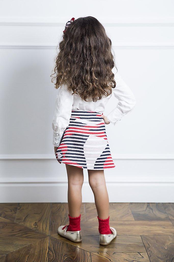 Tweed girl skirt