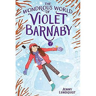 Violetti Barnaby ihmeellinen maailma