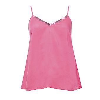 Cyberjammies 4149 kvinnors Pippa rosa pyjamas Top