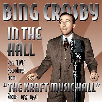 Bing Crosby - In the Hall [CD] USA import
