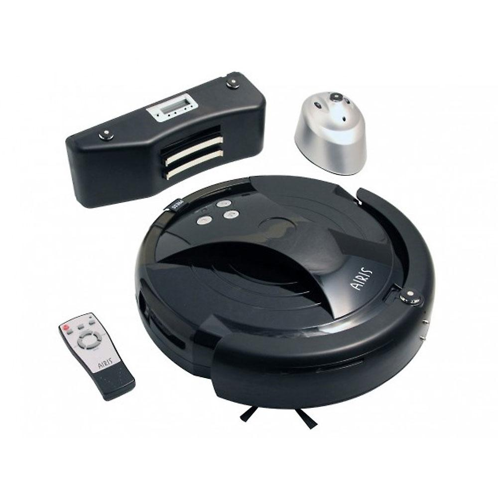 Robot vacuum cleaner with accessories