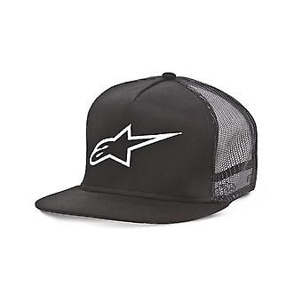 Alpinestars Corp Trucker Cap in Black