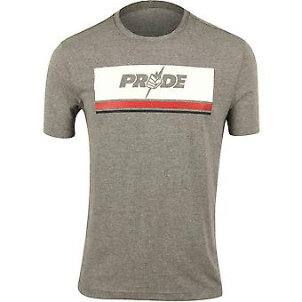 UFC Mens Ufan Pride T-Shirt -Heather Gray