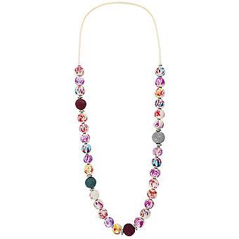 Zen Jewellery Hand Painted Beaded Necklace