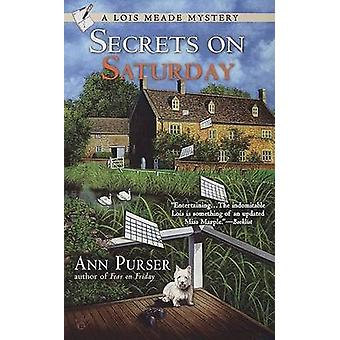 Secrets on Saturday by Ann Purser - 9780425214510 Book