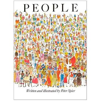 People by Spier - Peter - 9780833521743 Book
