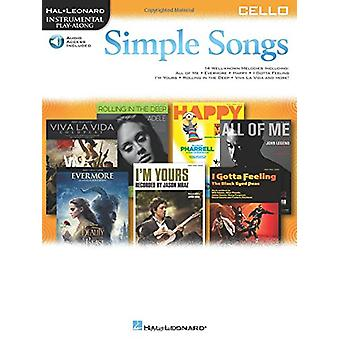 Simple Songs - Cello by Hal Leonard Corp - 9781540004550 Book