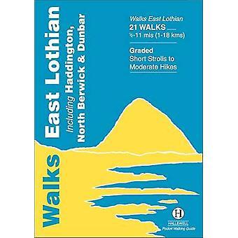 Walks East Lothian by Richard Hallewell - 9781872405117 Book