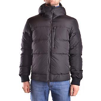 Rossignol Ezbc304002 Men's Black Nylon Outerwear Jacket