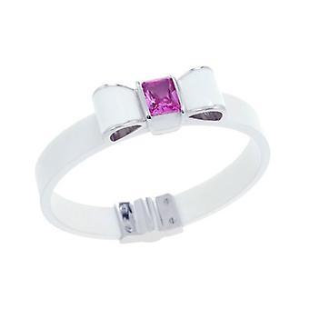 Belle Etoile Gala White Bangle 04051010905-M