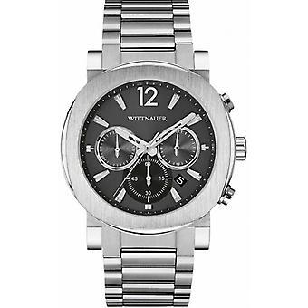 Wittnauer Aiden chronographe en acier inoxydable Mens Watch WN3003