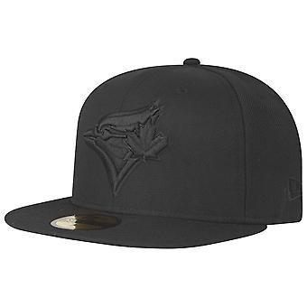 New Era 59Fifty Cap - MLB BLACK Toronto Blue Jays