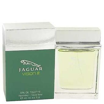 Jaguar vision II av Jaguar Eau de Toilette Spray 3,4 oz (herrar) V728-491182