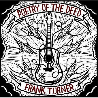 Frank Turner - Poetry of the Deed [Vinyl] USA import