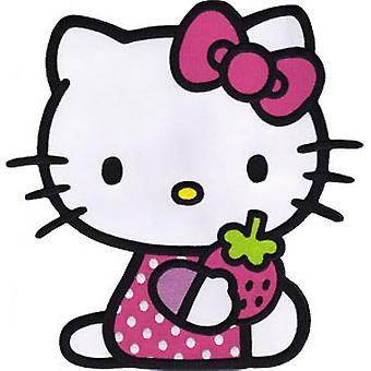 Patch - Hello Kitty - Strawberry Sweet New Toys Licensed p-hk-0015-x