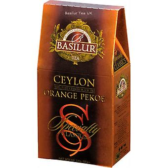 Ceylon Orange Pekoe Loose Black Tea 100g Pack