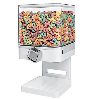 Dispenser for breakfast cereal and muesli