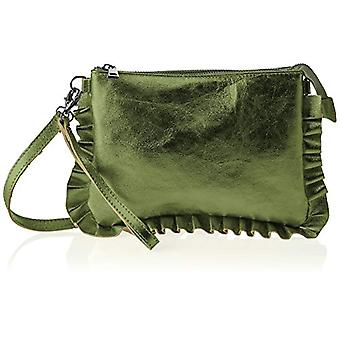 Sacs Chicca 1631 Green Women's Shoulder Bag 28x19x2cm (W x H x L)