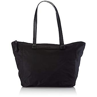 BREE Barcelona NYLON 9 Black Women's Shopper Bag (Black 900)) 35x33x16 cm (B x H x T)