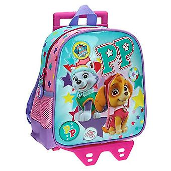 Paw Patrol Best Pup Ever Children's Backpack - 25 cm - 5.75 Litres - Blue
