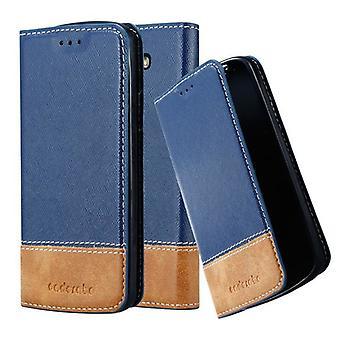 Cadorabo Caja para LG G2 MINI Funda de caso - Funda de teléfono con cierre magnético, función de soporte y compartimiento de la caja de la tarjeta - caso de la caja de la caja del caso del libro plegable del libro plegable del caso