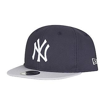 Ny era 9Fifty Snapback baby Cap - DIAMOND NY Yankees Marinblå