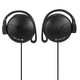 Ακουστικά αυτιού 3,5 mm μαύρο