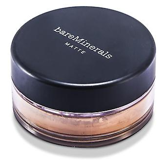 Bareminerals Bareminerals Matte Foundation Broad Spectrum Spf15 - Golden Tan - 6g/0.21oz