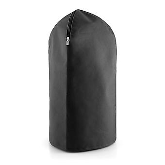 Assolo di Eva gas copertura plastica cilindro nero