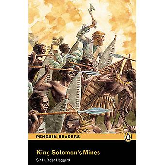 Level 4 King Solomons Mines by H Rider Haggard