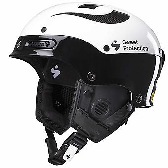 Sweet Protection Trooper II SL MIPS - GLoss Blanco/Brillante Negro