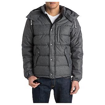 Quiksilver Woolmore Fashion Jacket in Dark Heather Grey