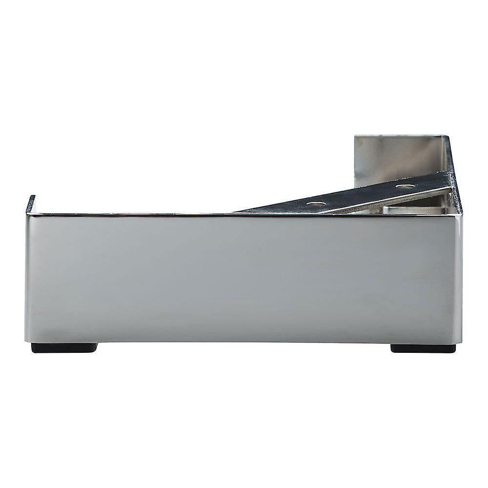 Chrome Corner Furniture Jambe 6,5 cm
