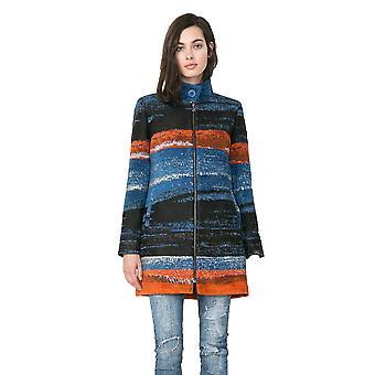 Desigual Women's Woven Volare Coat