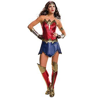 Чудо-женщина Бэтмен V Супермен Супергерой Comic Con женский костюм