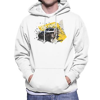 Fast and Furious You Ride You Fight Men's Hooded Sweatshirt