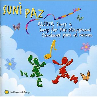 Suni Paz - sanger for barn [DVD] USA import