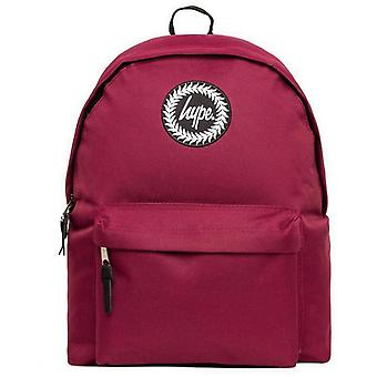 Hype Core Backpack Bag Red 99