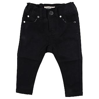 Pantalon Small Rags Black Girls Jeans